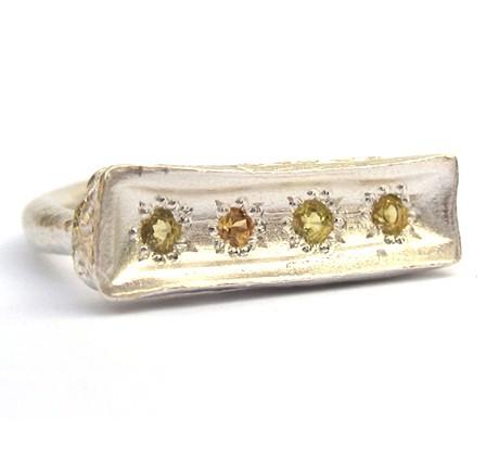 katherine bowman - jewel box ring