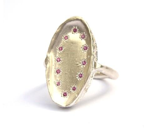 katherine bowman - treasure ring
