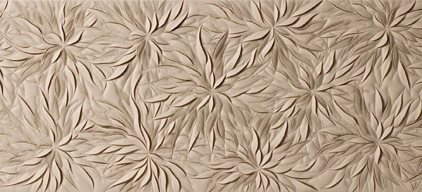 Helen Amy Murray - chrysanthemum - wall panel
