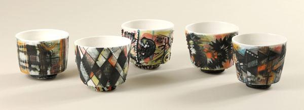 Maria Chatzinikolaki - ceramic cups