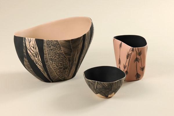 Maria Chatzinikolaki - ceramic vessels