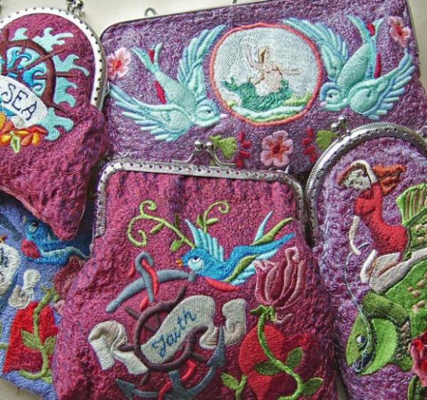 karen richards - decorative (purses)