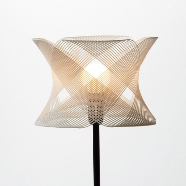 3D printing and craft : Igor Knezevic - 3D printed lampshade