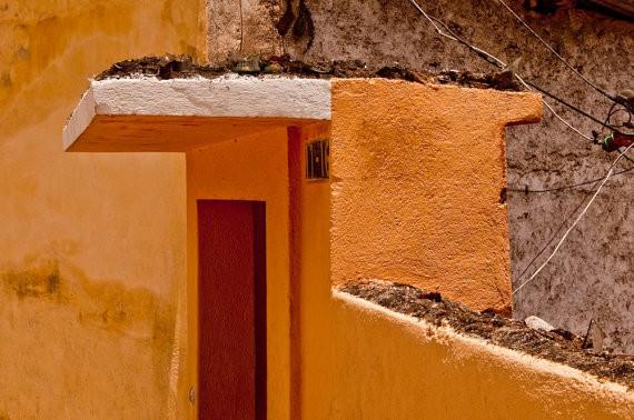 john shepherd - covered door - guatemala