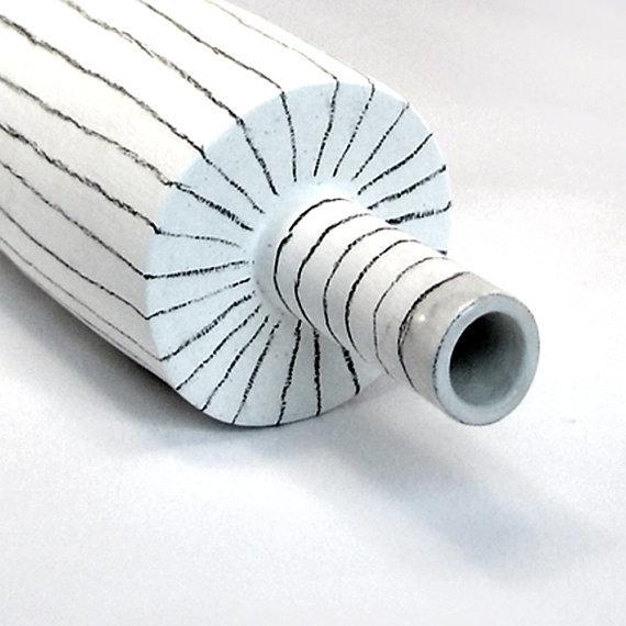 susan hanft - striped bottle
