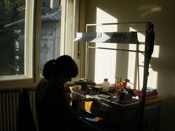 susana teixeira - workspace
