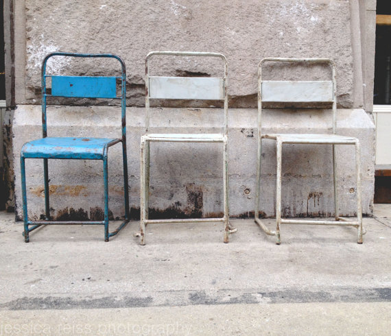jessica reiss - chairs - NYC restaurant