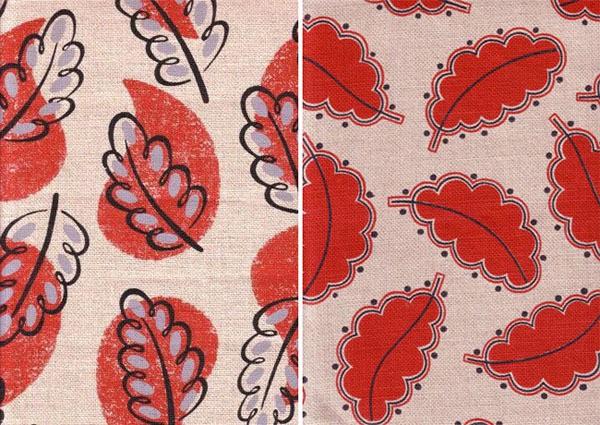 cressida bell - windfall / autumn leaves