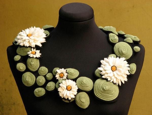 danielle gori-montanelli - neckpiece