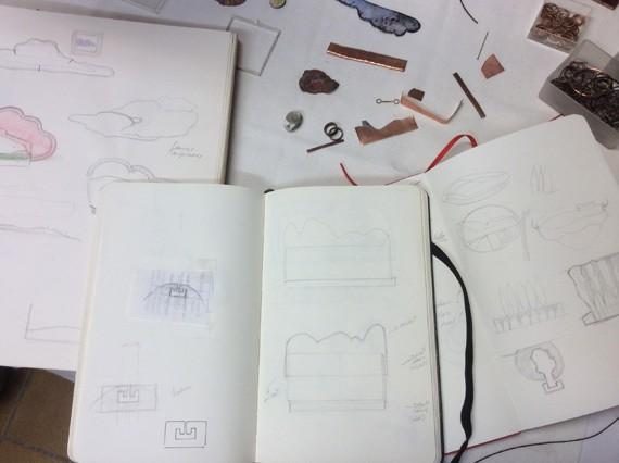 montserrat lacomba - sketchbooks