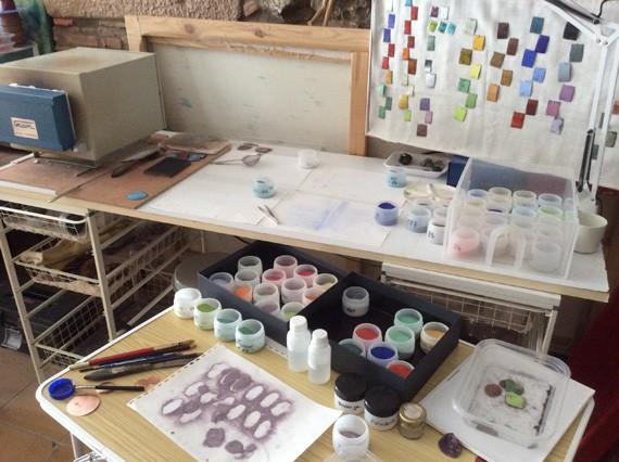 montserrat lacomba - studio