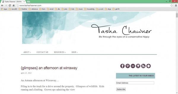 TashaChawner.com