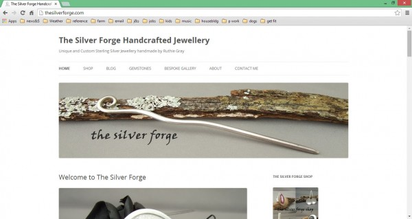 The Silver Forge