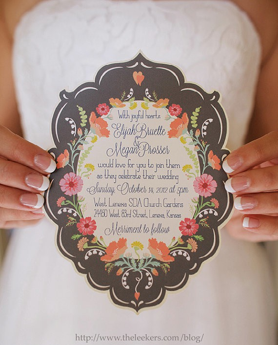 sheri mcculley - signature frangrance wedding stationery