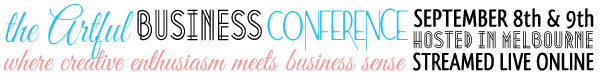the artful business conference