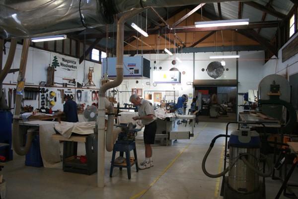 wangaratta workshop
