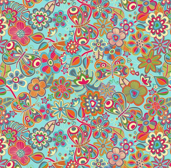 julia grifol - my flowers and butterflies