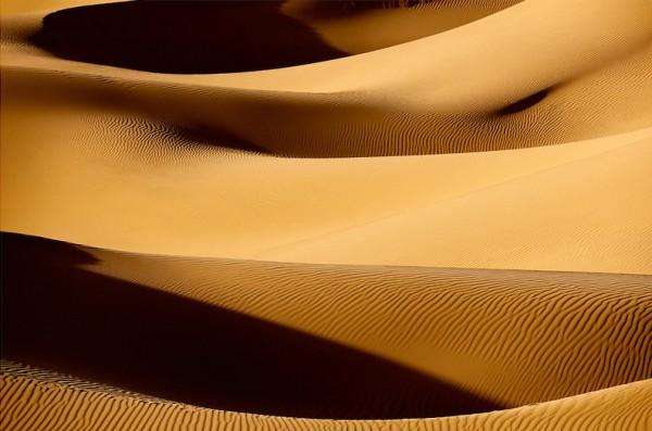 Rosa Frei - Sahara desert of Morocco