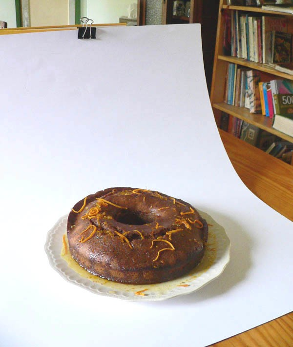 poppyseed orange cake