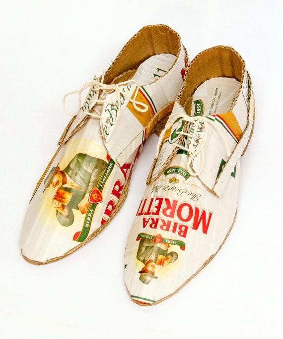 mark obrien - birra moretti shoes