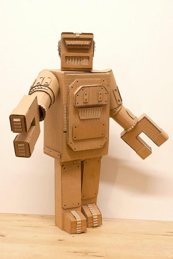 mark obrien - robot