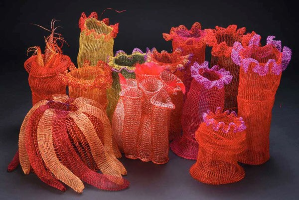 Arline Fisch - corals - photo William Gullette