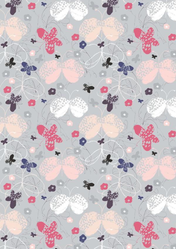 Ali Benyon - butterfly garden