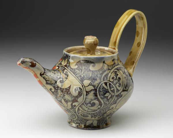 POW - Adero Willard - teapot