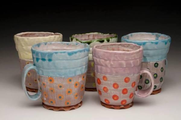 POW - Arthur Halvorsen - cups