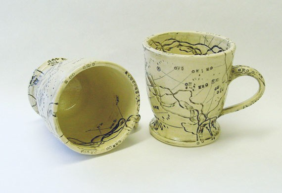 INAE  - river frontage mugs