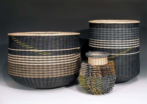 The Art Of Basketry By Kari Lonning : The crafted object kari lonning basketry tractorgirl