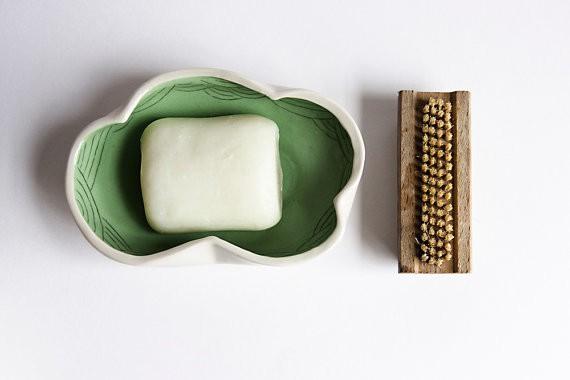 karoArt - cloud soap dish