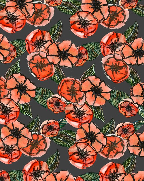 vintage petals - julesandink