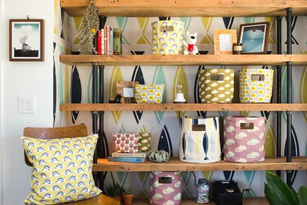 lemonni - cushions and baskets