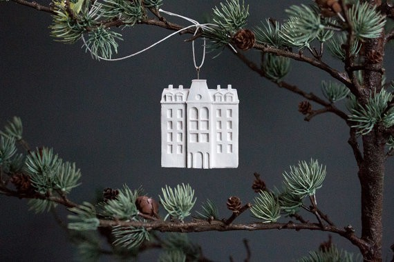 poast - paris tree ornament