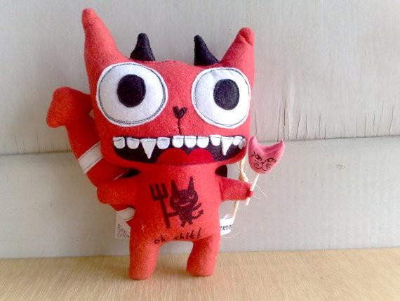 zero pumpkin - damian the devil cat