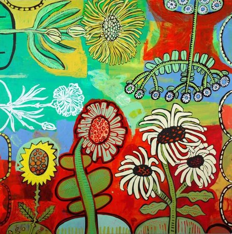 Inspiring: Barbara Gilhooly {maker/artist}