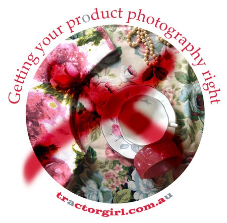 Beautiful product photography for your online shop: styling & props