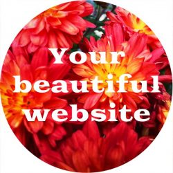 your beautiful website - tractorgirl