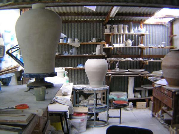 gerry wedd - studio