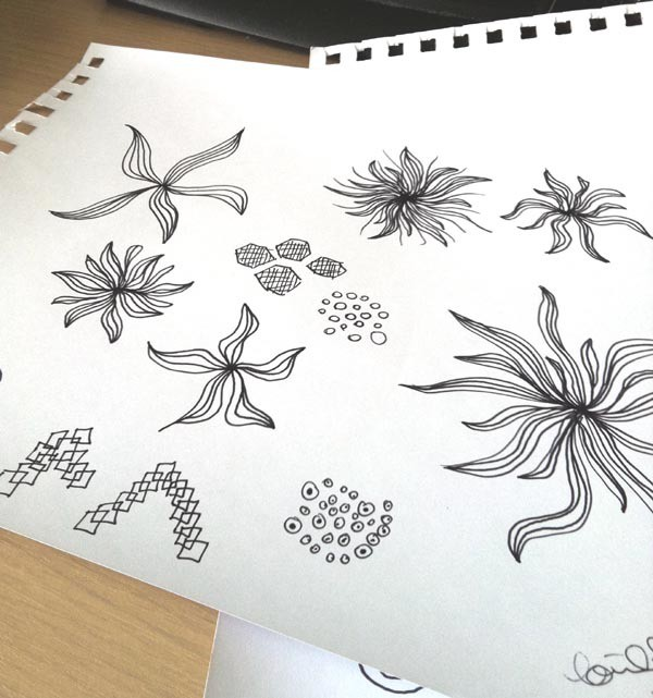 CurlyPops - sketches for ABSPD