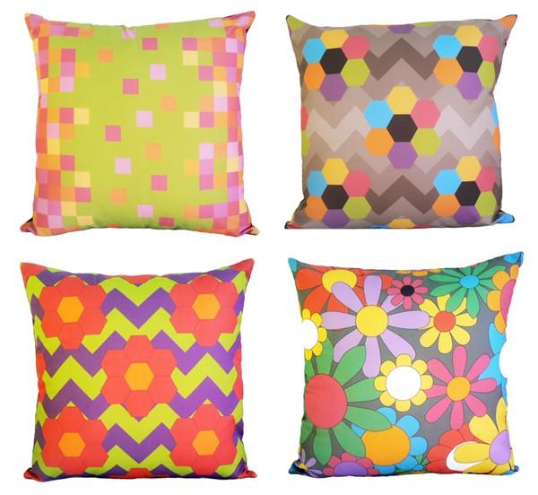 CurlyPops - cushions