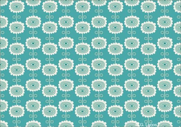 gabriela larios - flores aqua fondo2