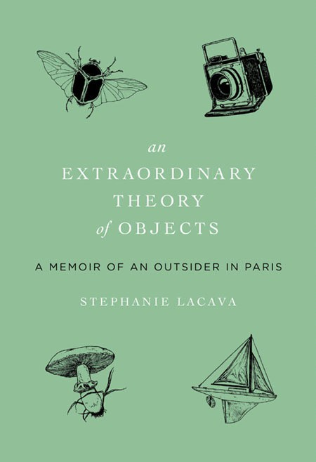 an extraordinary theory of objects - stephanie lacava