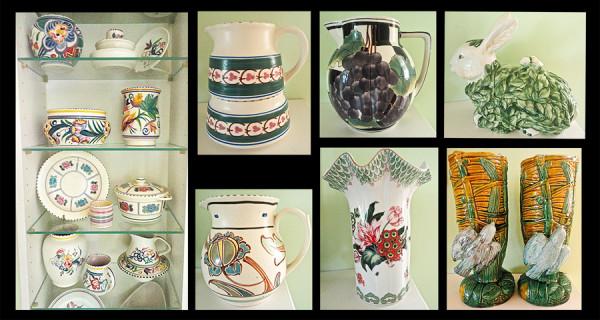 Our home ceramics