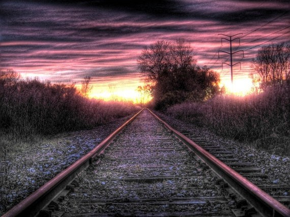 jalinde - on the rails - hdr