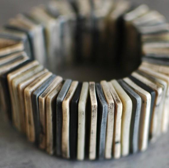 jibby and juna - sediment 1 bracelet