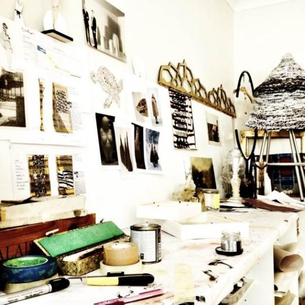 Rosie Perl - studio