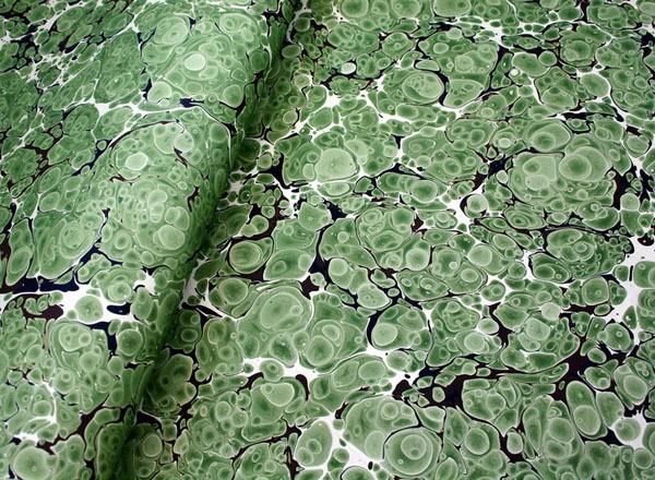 renato crepaldi - marbled paper