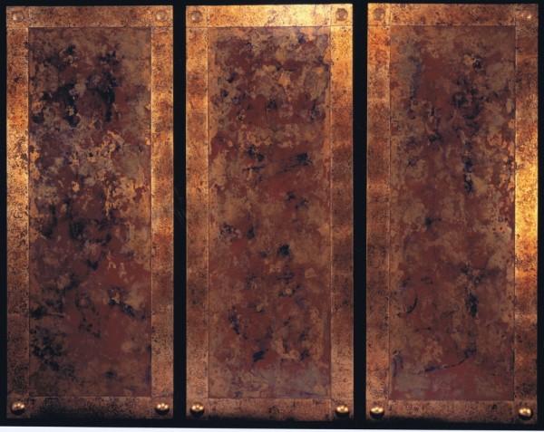 rosie perl - panels for Seoul hilton